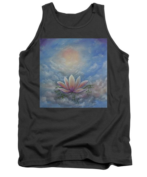 In Living Color Tank Top