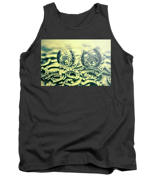 In Luck Of The Horse Race Tank Top