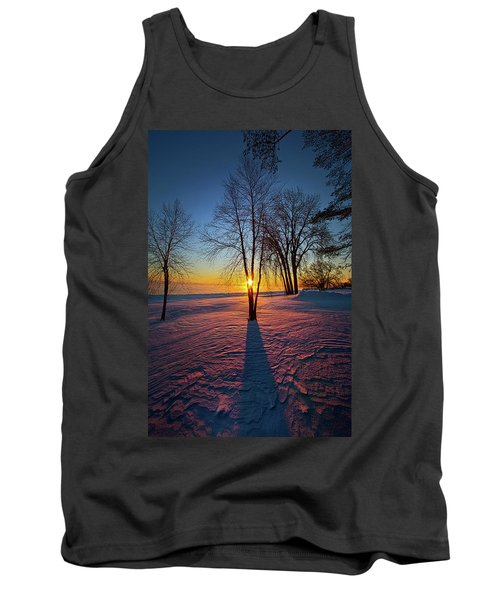 Tank Top featuring the photograph In That Still Place by Phil Koch