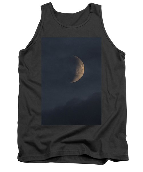 Tank Top featuring the photograph In The Blue Hours by Alex Lapidus