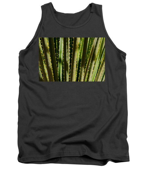 In The Cactaceae Weeds Tank Top