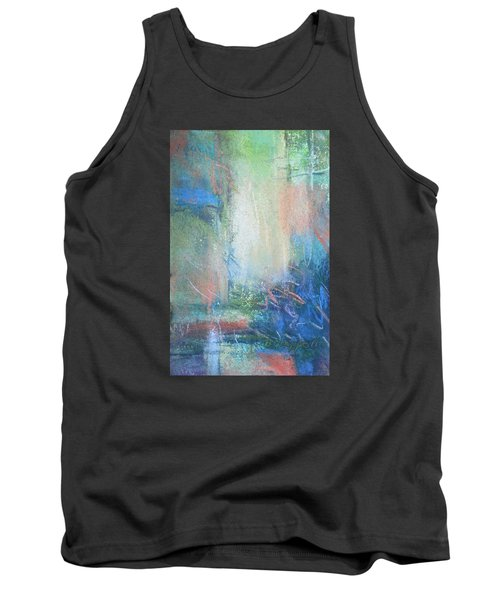 In The Depths Tank Top by Becky Chappell