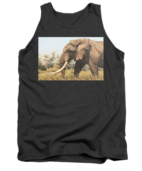 In The Footsteps Of Elders Tank Top