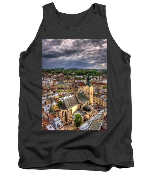 In The Heart Of The City Tank Top