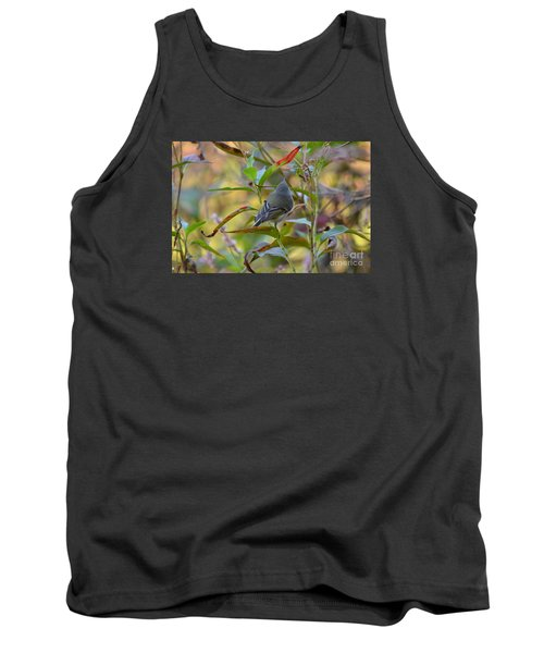 Tank Top featuring the photograph In The Light by Kathy Gibbons