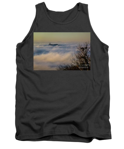 In The Mist 1 Tank Top