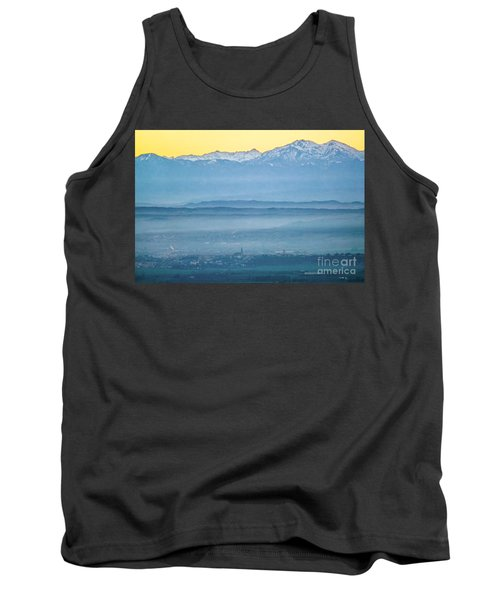 In The Mist 4 Tank Top