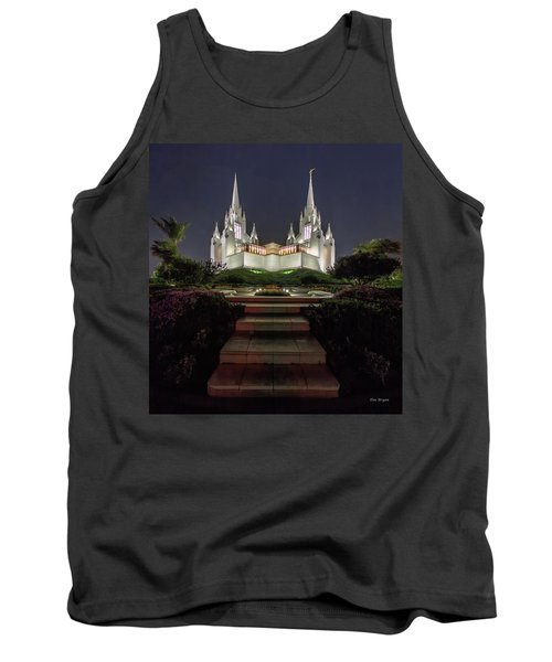 In The Name Of Their Faith Tank Top