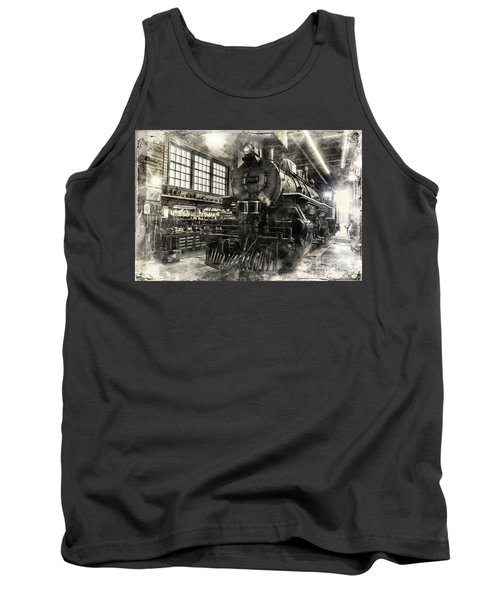 In The Roundhouse Tank Top