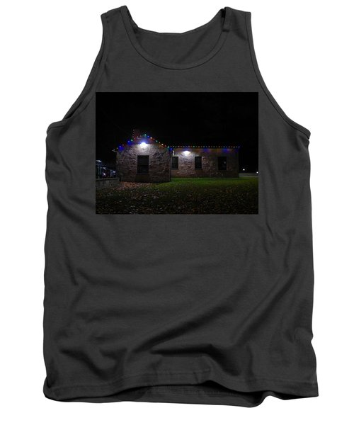 In The Shadows Tank Top