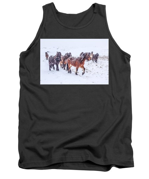 In The Storm 2 Tank Top