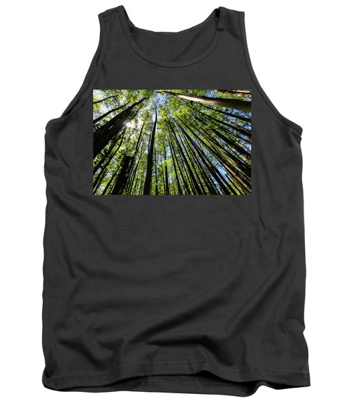 In The Swamp Tank Top