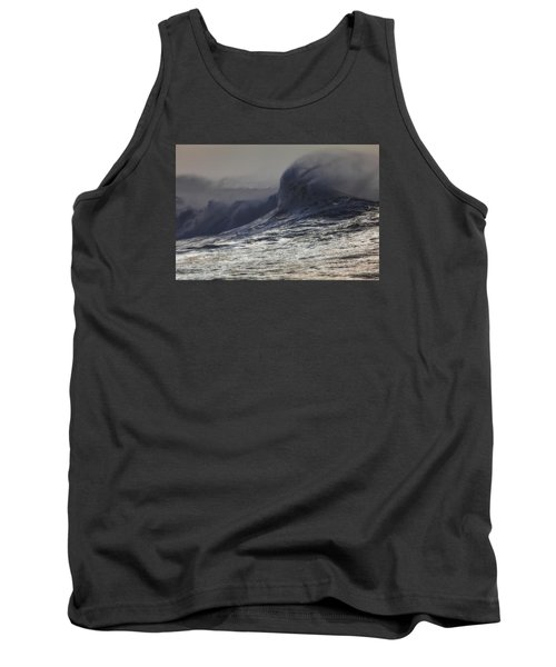 Incoming Tank Top by Mark Alder