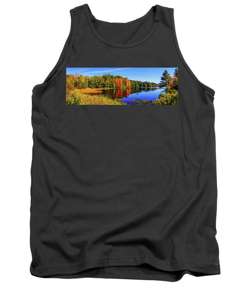Tank Top featuring the photograph Incredible Pano by Chad Dutson