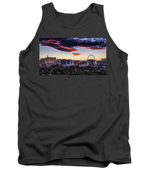 Tank Top featuring the photograph Independence Day by Michael Rogers