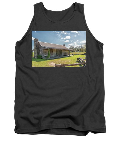 Independence Texas Cabin Tank Top