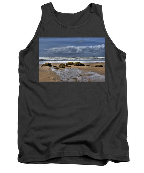 Indian Beach Tank Top