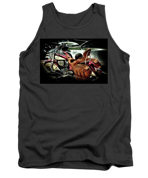 Indian Chief Vintage - 2016 Tank Top