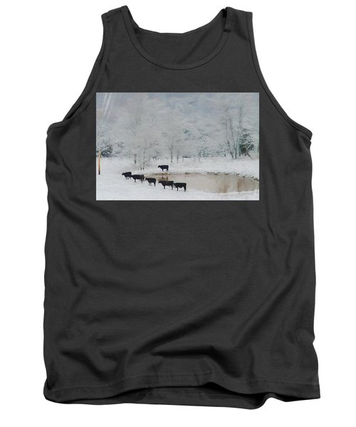 Indian File Tank Top