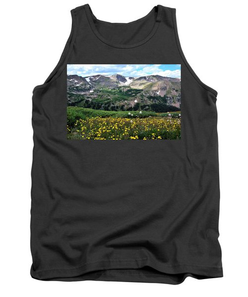 Indian Peaks Wilderness Tank Top