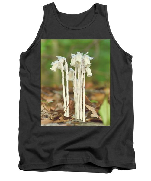 Indian Pipes Tank Top