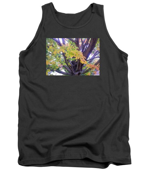 Tank Top featuring the photograph Indian Tree by Kristine Nora