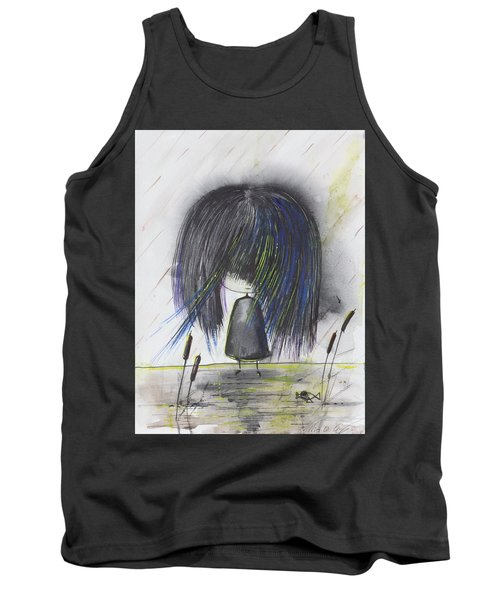 Indigo Child  Tank Top
