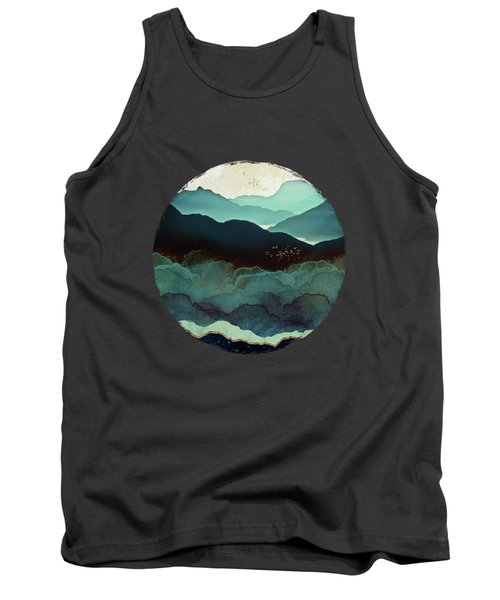 Indigo Mountains Tank Top