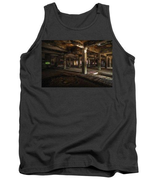 Industrial Catacombs Tank Top