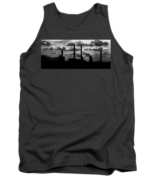 Industrial Night Tank Top