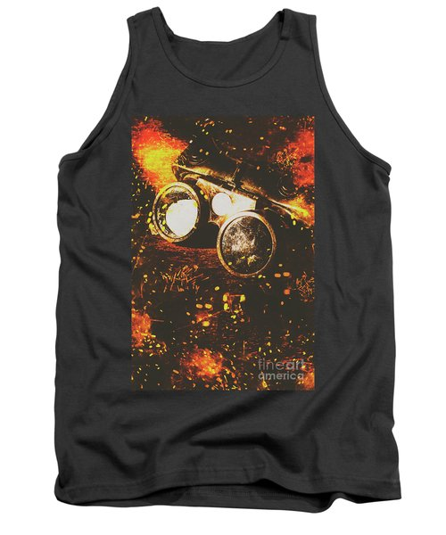 Industry Of Artistic Creations Tank Top