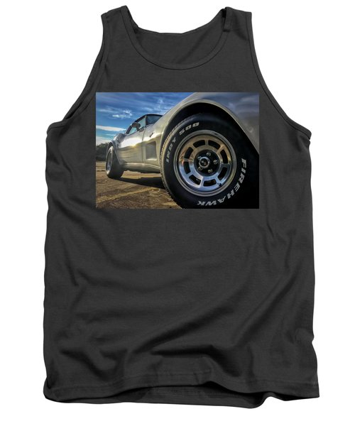 Indy 500 Color Tank Top