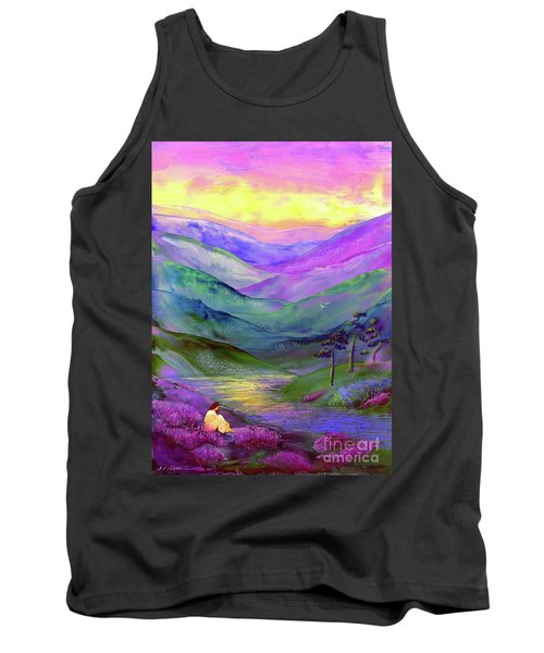 Inner Flame, Meditation Tank Top