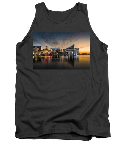 Inner Harbour  Tank Top