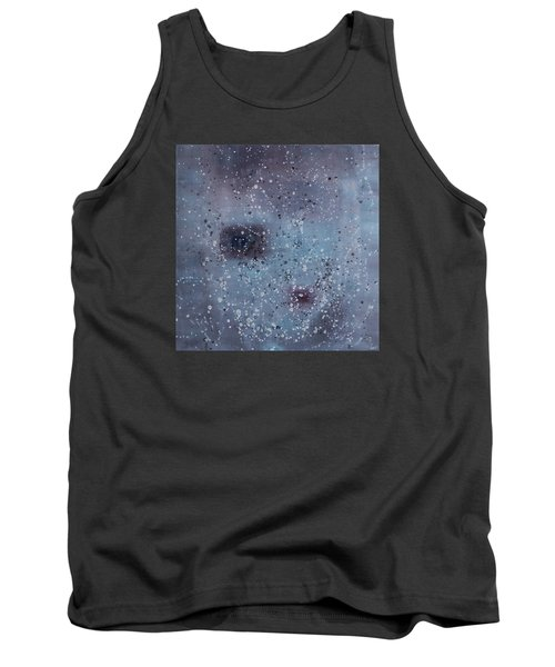 Tank Top featuring the painting Inner World... by Min Zou