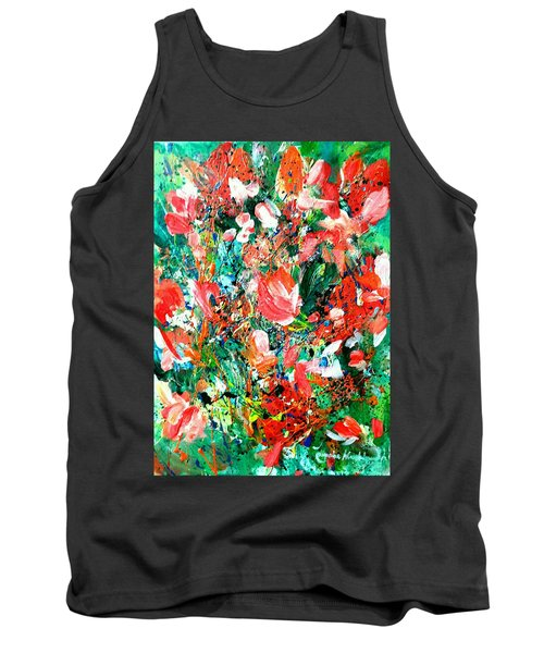 Inside My Mind 2 Tank Top