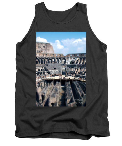 Inside The Colosseum Tank Top
