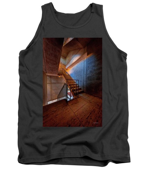 Inside The Stairwell Tank Top