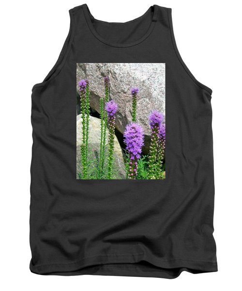 Inspired Tank Top by Randy Rosenberger