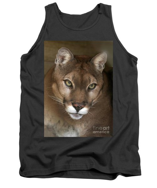 Intense Cougar Tank Top