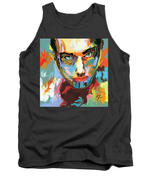 Intense Face 2 Tank Top