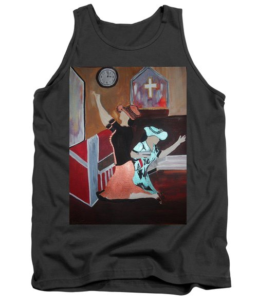 Intercession Tank Top