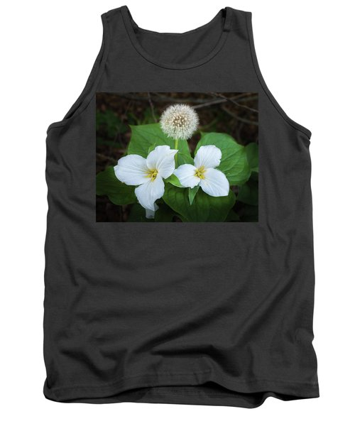 Tank Top featuring the photograph Interloper by Bill Pevlor