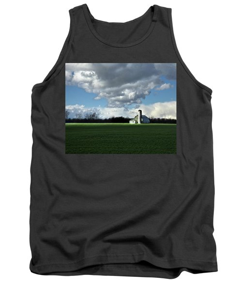 Tank Top featuring the photograph Interlude by Robert Geary
