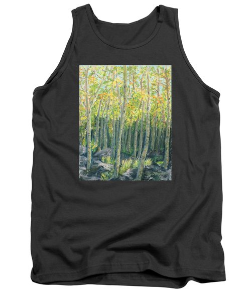 Into The Aspens Tank Top