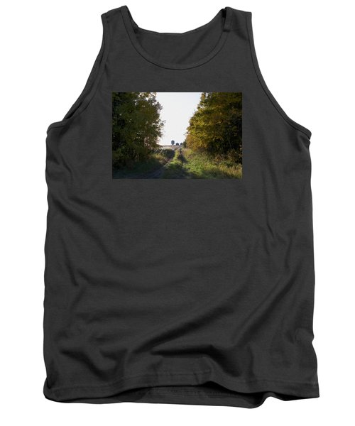 Into The Fields Tank Top by Ellery Russell