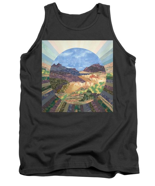Into The Mystery Tank Top