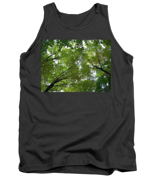 Into The Trees Tank Top