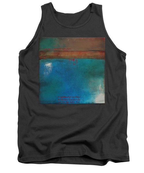 Into The Wisp 1 Tank Top