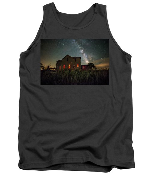 Tank Top featuring the photograph Invasion by Aaron J Groen